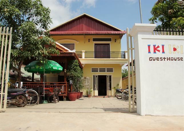 シェムリアップ・IKI IKI Guesthouse