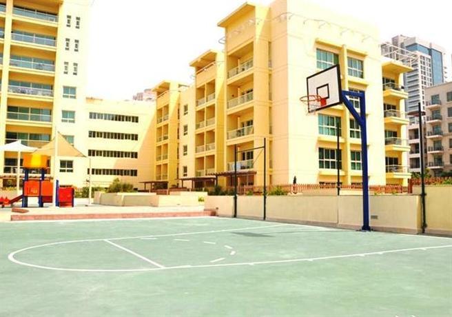 Dubai Apartments - The Greens - Al Sammar