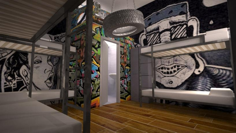 Lol boutique hostel city center budapest compare deals for Boutique hostel