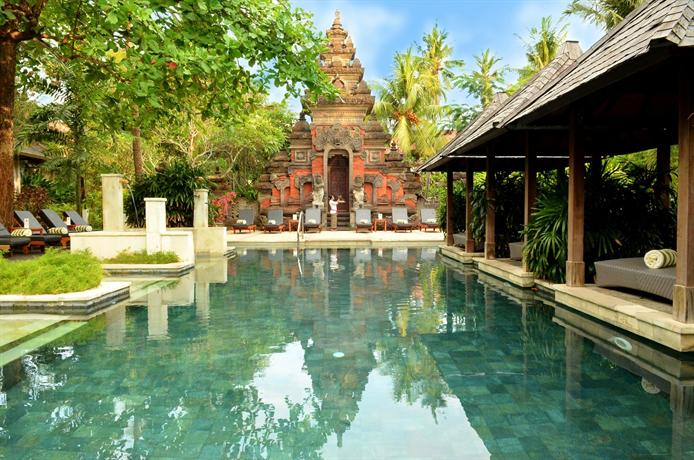 About Bali Garden Beach Resort