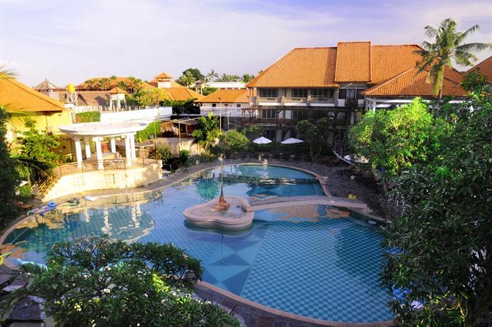 About Melasti Legian Beach Resort Spa