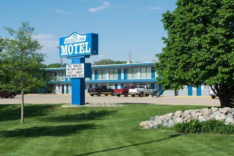 Budget inn motel spencer die g nstigsten angebote for Betten motel one