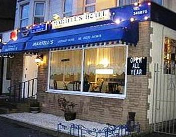 Martells Hotel Blackpool Reviews