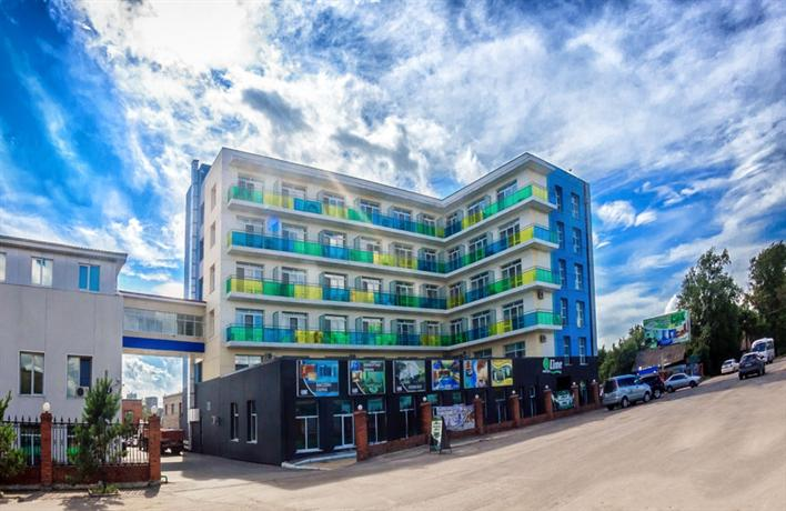 Lime Hotel Khabarovsk