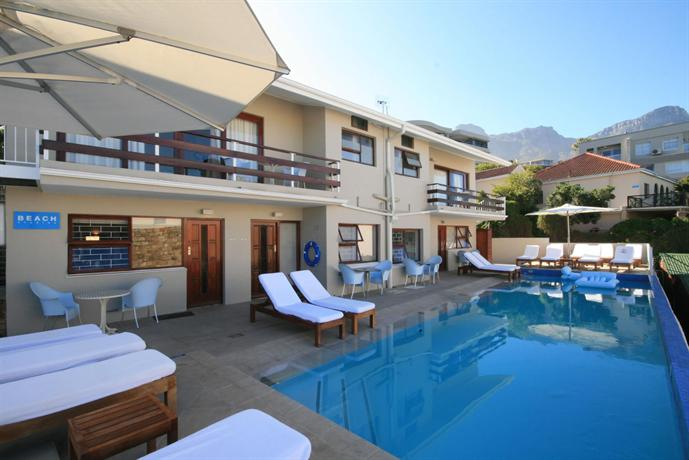 Camps Bay Resort Hotels Le Cap