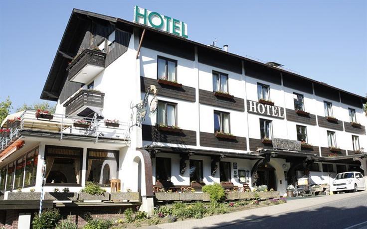 Hotel Bergschlosschen Simmern