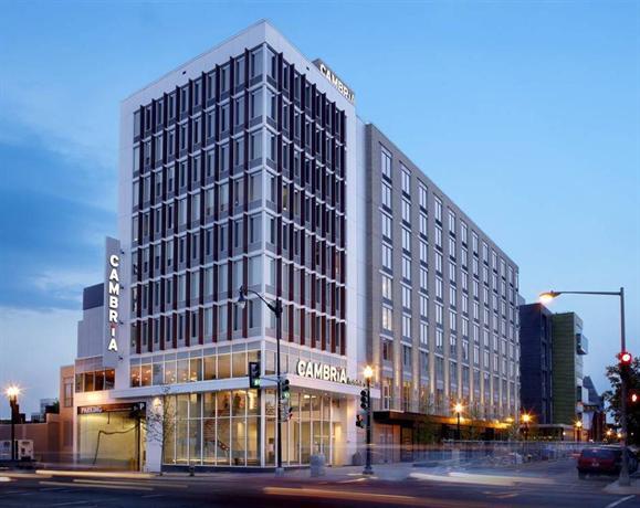CAMBRiA Hotel & Suites Washington D C Convention Center