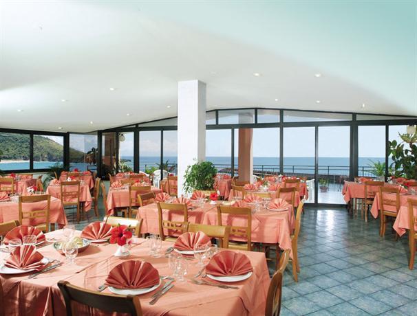 Hotel Scogliera Marina Di Camerota