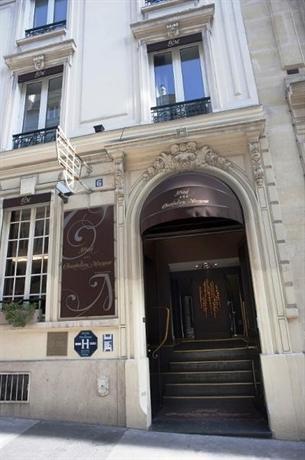 Hotel Chambellan Morgane