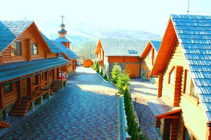 Spa Hotel Zoryani Karpaty