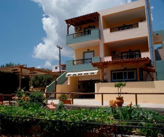 Faros Apartments Lasithi