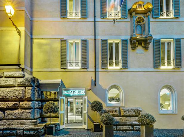 فندق انديغو روما - ساينت جورج
