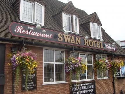 The Swan Hotel Wellington England