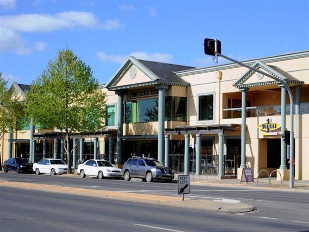 Quality Hotel Sherbourne Terrace Shepparton