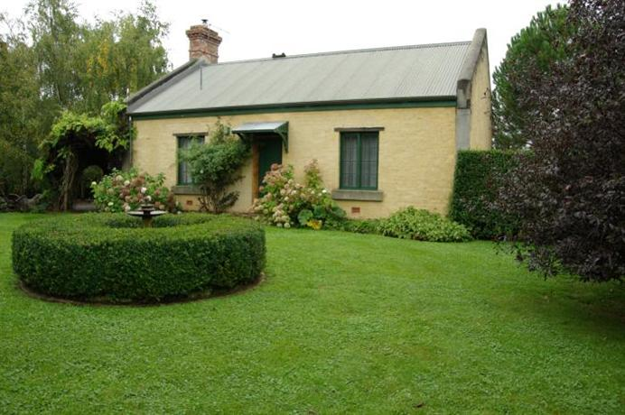 Blackwood Park: Blackwood Park Cottages Mole Creek