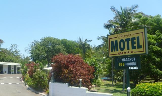 fiestas motel