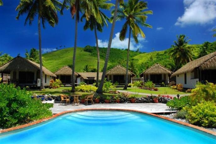 Tamanu Beach Resort Aitutaki