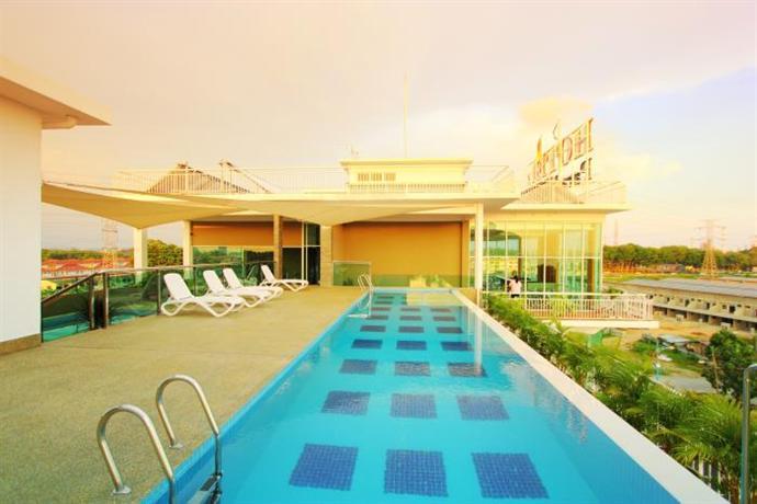 Paradise Spa Hotel Port Dickson Compare Deals