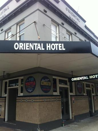 The Oriental Hotel