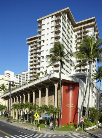 About Queen Kapiolani Hotel