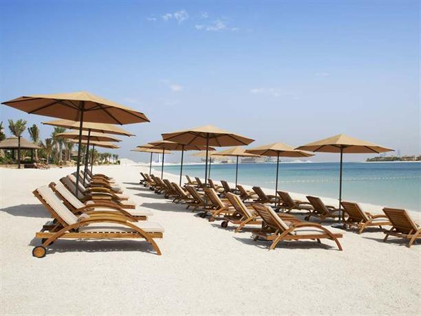 About Sofitel Dubai The Palm Resort Spa
