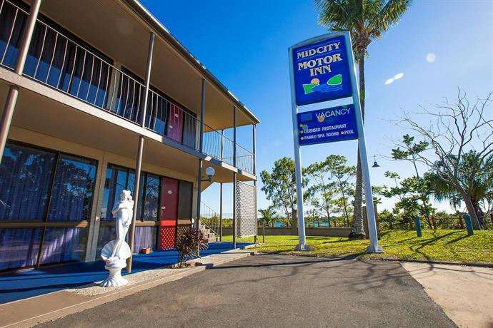 Mid City Motor Inn Mackay Compare Deals