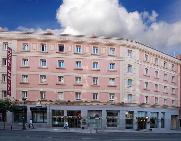 Ganivet hotel madrid compare deals for Hoteis madrid