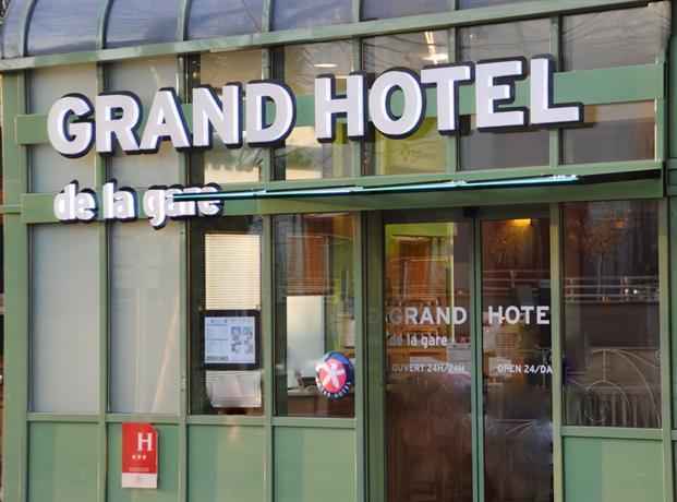 inter hotel grand hotel de la gare toulon compare deals. Black Bedroom Furniture Sets. Home Design Ideas