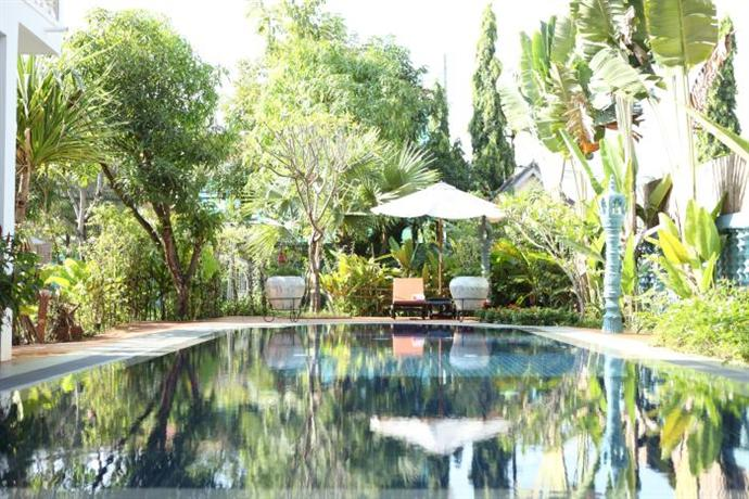 The Frangipani Green Garden Hotel & Spa, Siem Reap - Compare Deals