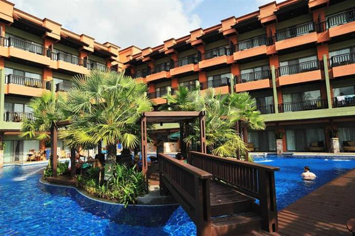 About Patong Merlin Hotel