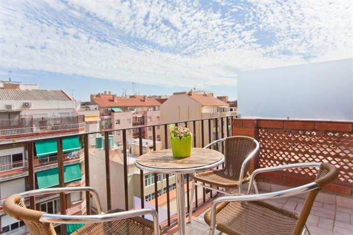 Hotel everest barcelona barcellona offerte in corso for Offerte hotel barcellona