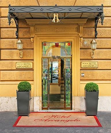 Hotel Arcangelo Rome