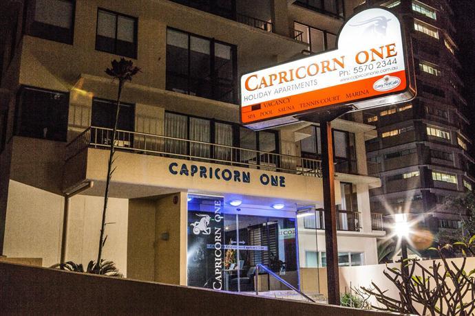 capricorn one gold coast compare deals