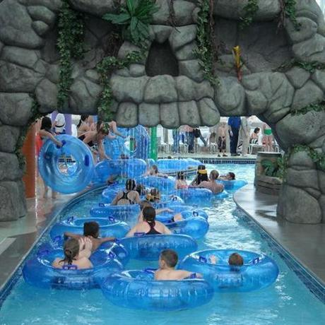 French lick hotel indiana water park