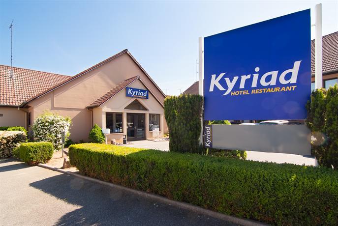 Kyriad Colmar Centre Parc des Expositions