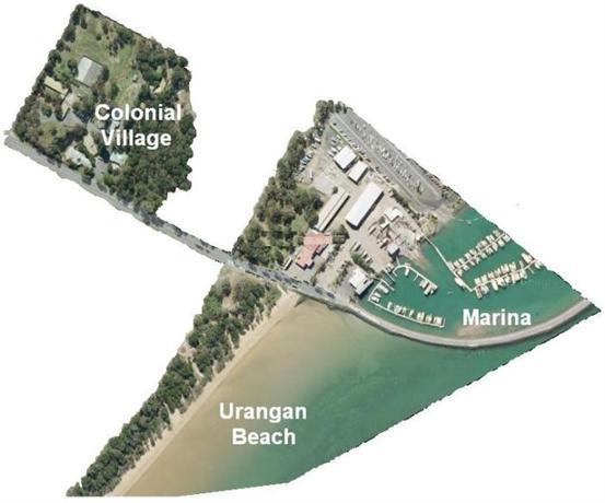 Colonial Cabins Resort Hervey Bay