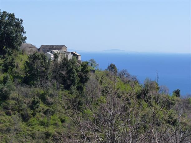 Gite dans maison de maitre en Corse