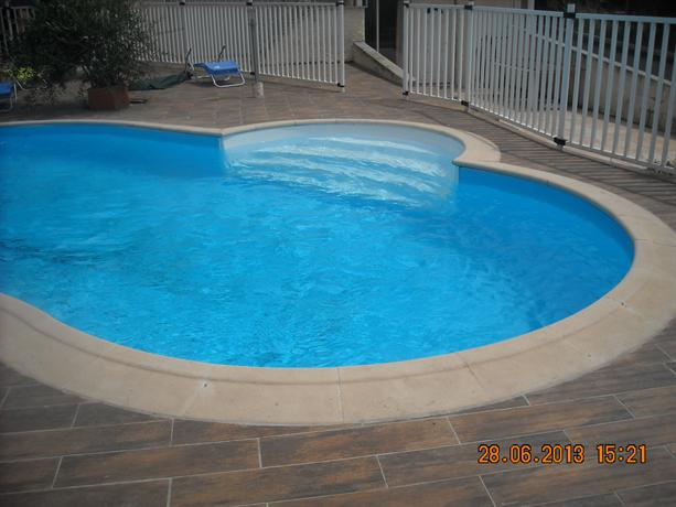 Charmant appartement meuble avec piscine perpignan for Hotel perpignan avec piscine