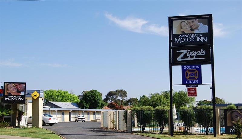 Wangaratta Motor Inn Compare Deals