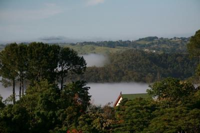 Montville Misty View Cottages