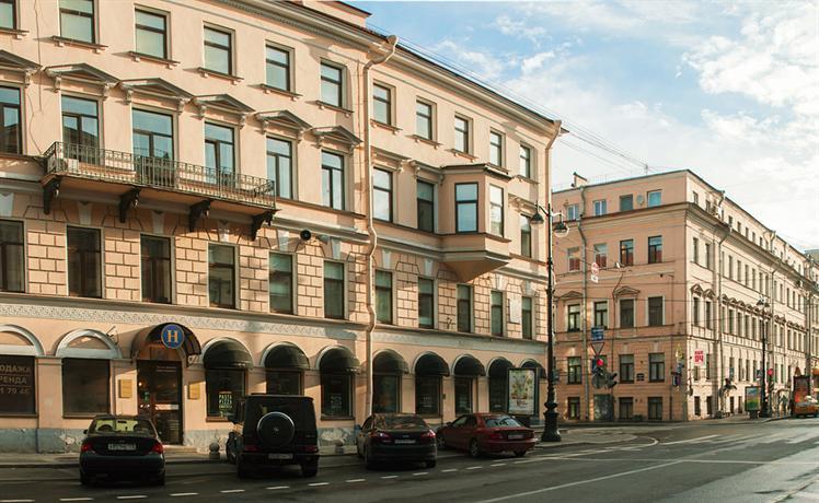 Comfort Hotel St Petersburg