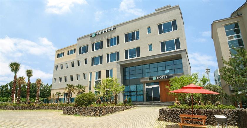 Jungmun Beach Hotel
