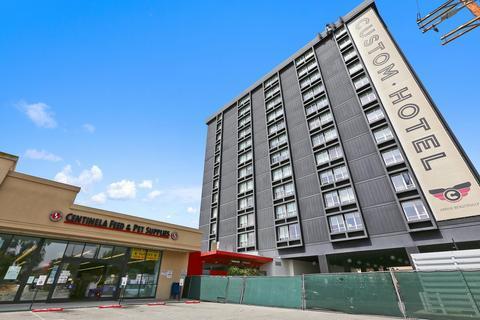 Custom Hotel