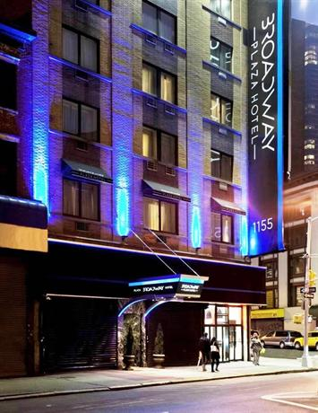 Broadway Plaza Hotel New York City Compare Deals