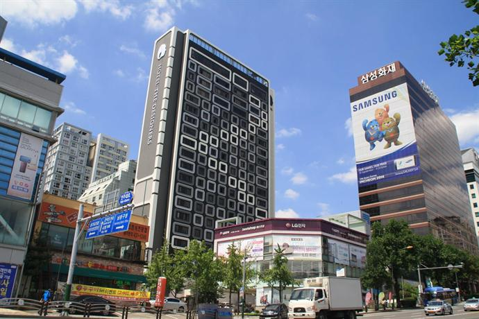 Hotel The Designers Incheon
