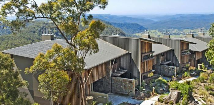 Binna Burra Mountain Lodge Beechmont