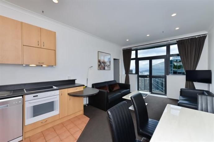 quest on the terrace serviced apartments wellington nova