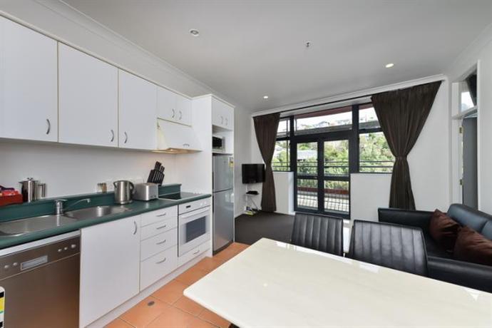 quest on the terrace serviced apartments wellington
