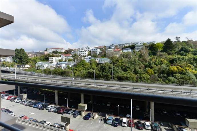 quest on the terrace serviced apartments wellington