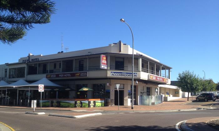Pier Hotel Port Lincoln